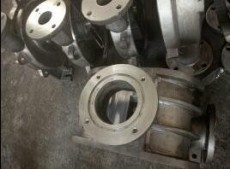 不锈钢罗茨泵体
